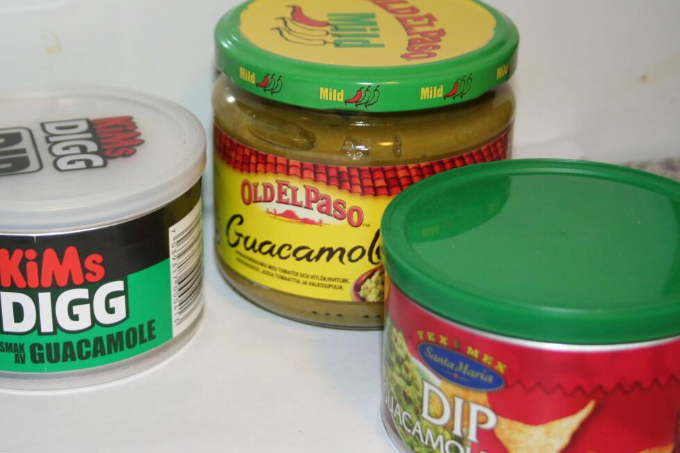 <strong>SJEKK INNHOLDET:</strong> Det har DinSide gjort, og fant blant annet erter og grønt fargestoff blant ingrediensene. Foto: Berit B. Njarga