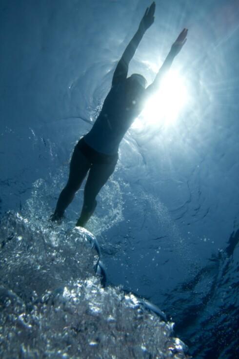 Kypros har Middelhavets klareste vann og rekord i blå flagg-strender. Foto: Hans Kristian Krogh-Hanssen