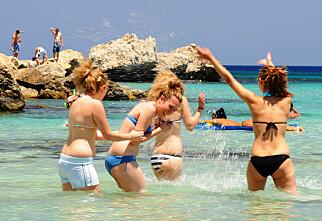 Kypros fem beste strender