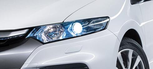 Honda Insight fornyes