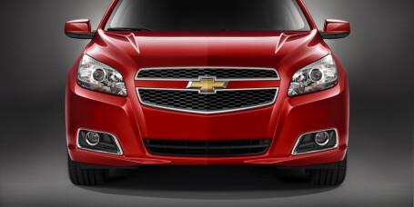 Chevrolet Malibu i ny drakt