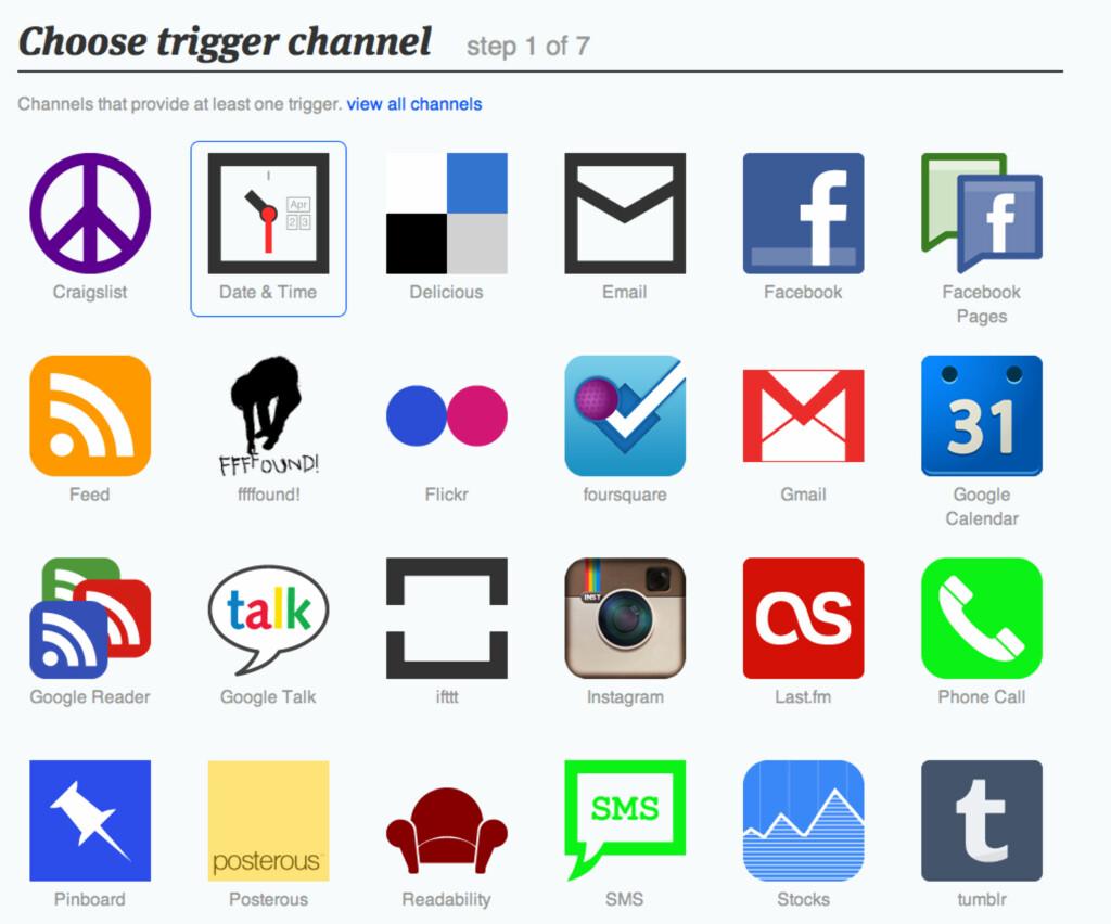 image: Flytt data automatisk mellom nettjenester