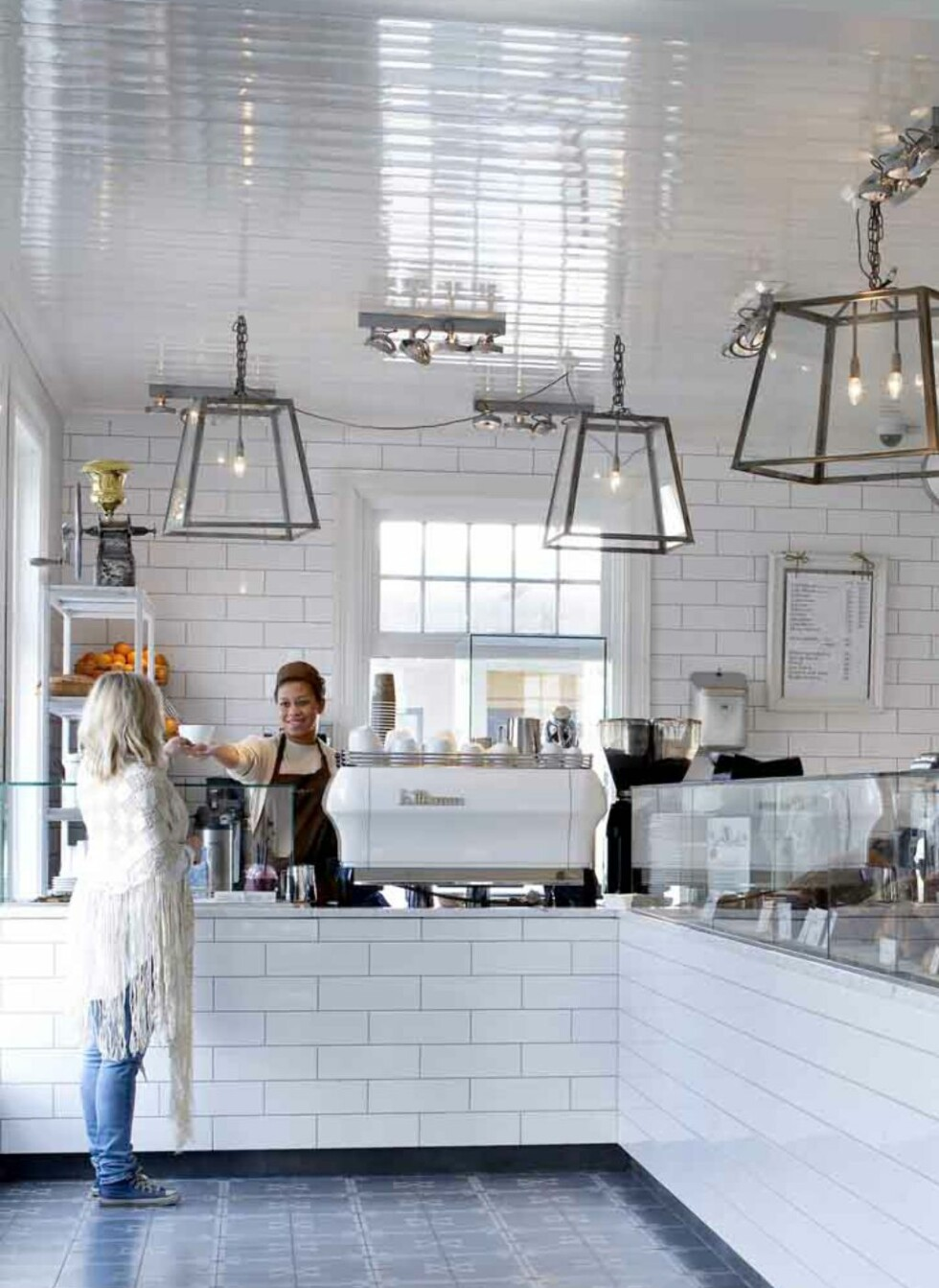 «United Bakeries» er et franskinspirert håndverksbakeri. Dette bildet er fra deres butikk på Vinderen. Foto: United Bakeries