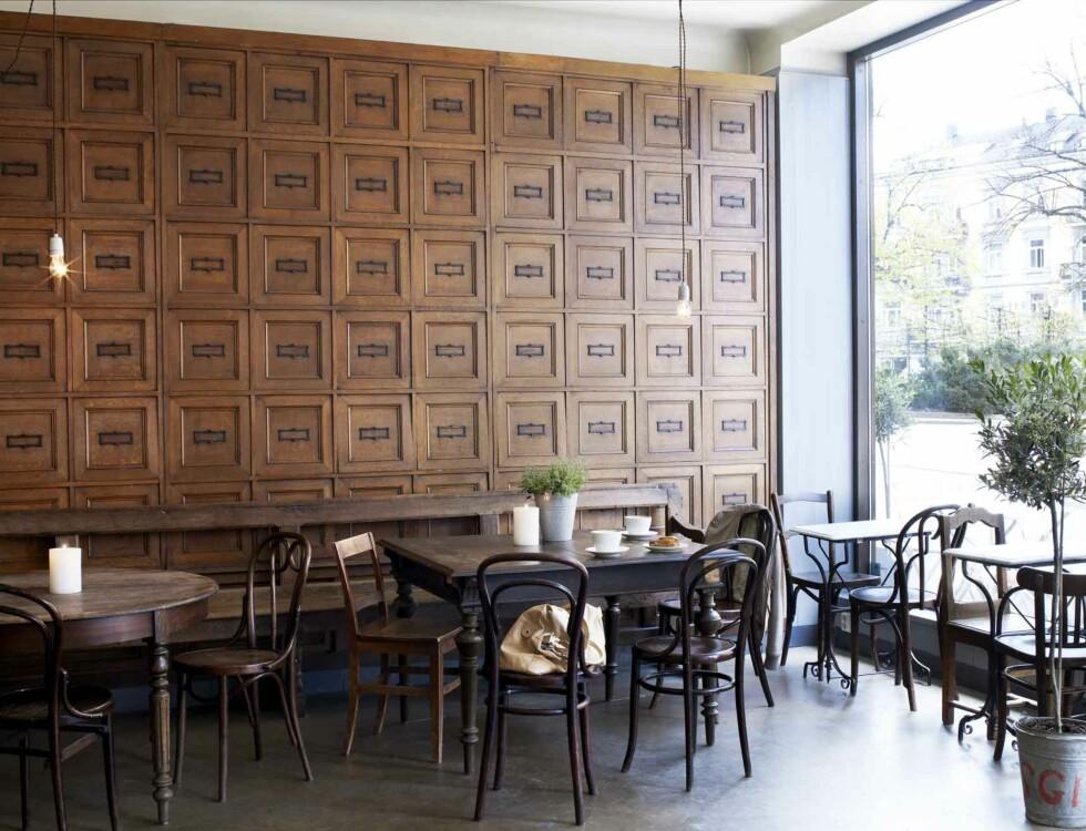 Bilde fra «United Bakeries» på Majorstua. Foto: United Bakeries