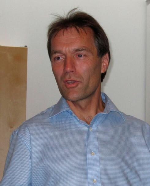 Trond Sliper i Canon mener at Digic 5 byr på vesentlige fordeler sett i forhold til forgjengeren Digic 4.