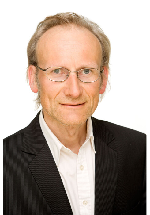 Forsker Torbjørn Eika i SSB. Foto: Studio Vest AS
