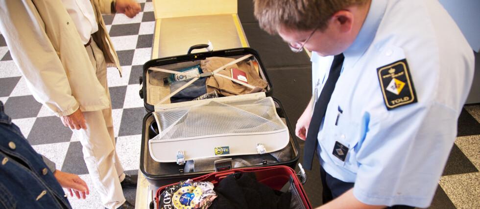Etter 11. september-terroren ble det innført 100 prosent utført sikkerhetskontroll av alle reisende på alle europeiske flyplasser. Foto: COLOURBOX.COM