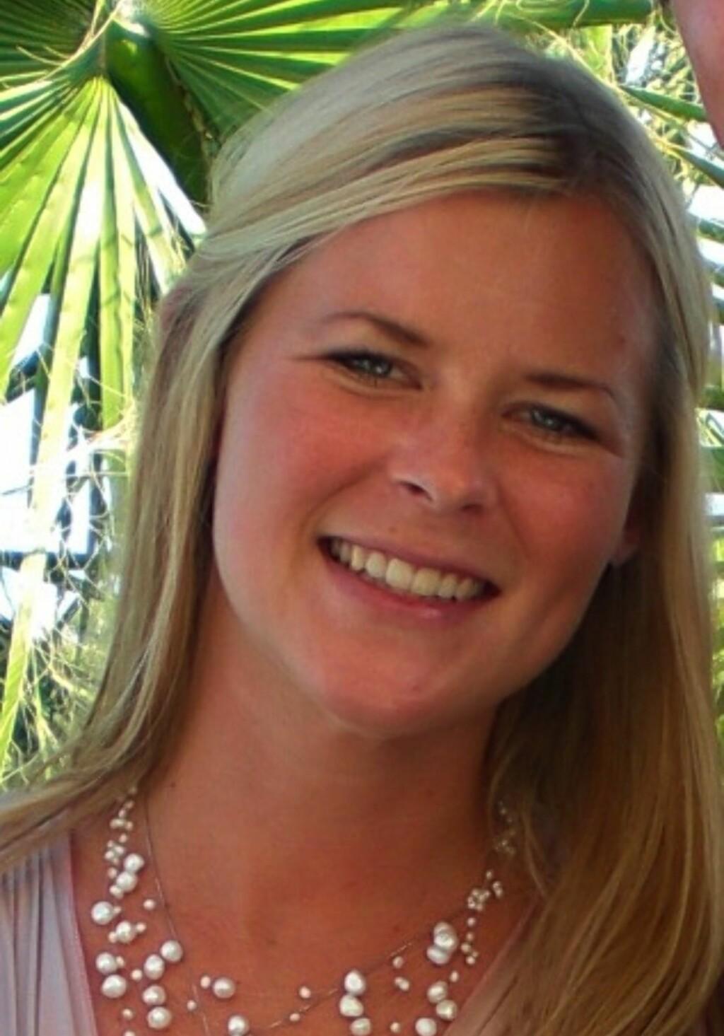 Sophie Frisholm, informasjonsmedarbeider i Ving. Foto: Ving