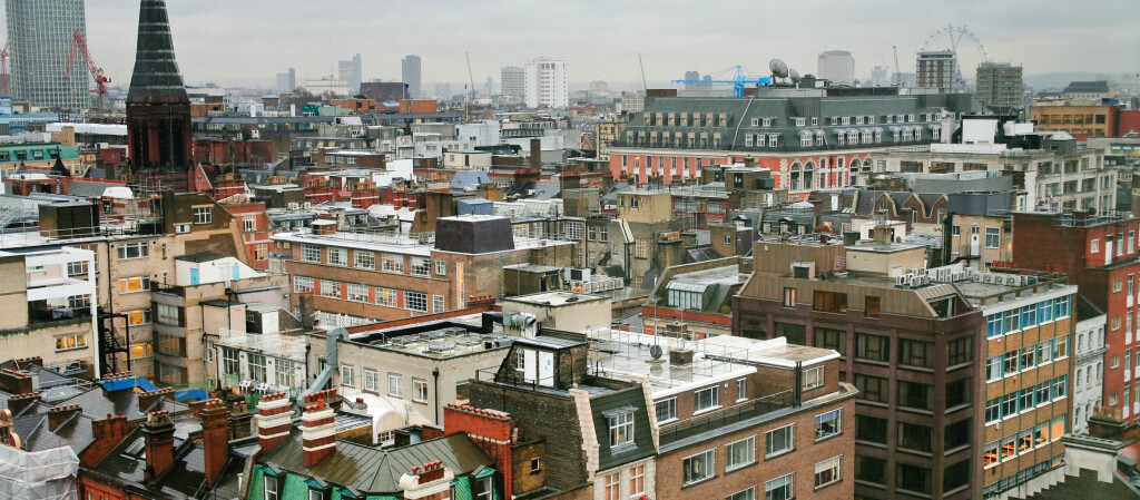 <b>LONDON:</b> Her er misnøyen størst. Foto: colourbox.com