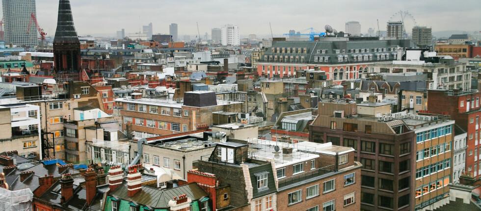 LONDON: Her er misnøyen størst. Foto: colourbox.com