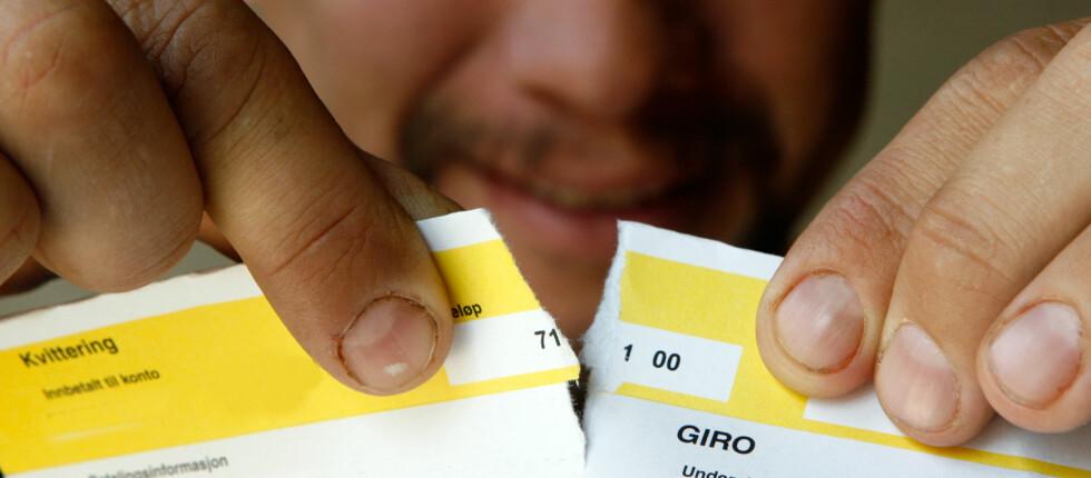 Nei, ikke sånn: men betaler du oftere, slipper du de aller største regningene. Foto: Per Ervland