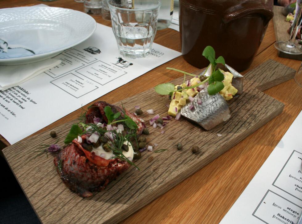 SULTEN? Da kan en dansk lunsj på Madklubben, som ligger inne på Tivoli, anbefales.  Foto: Silje Ulveseth