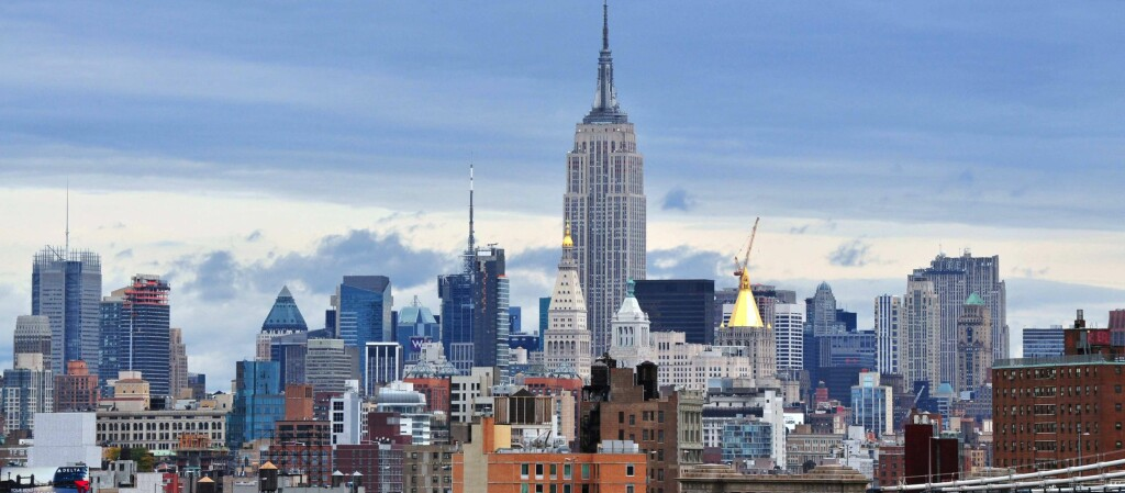 Empire State Building er skyskrapernes grand old lady. Foto: Colourbox.com