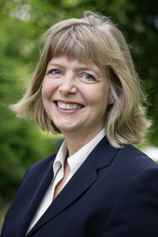 Daglig leder i Pengedoktoren, Agnes Bergo. Foto: Virre Dahl