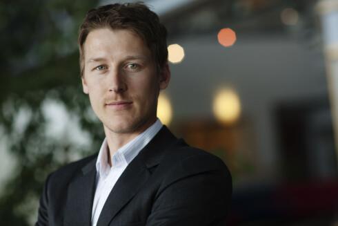 <strong>KRITISK:</strong> Jurist Simen Grønn Kleveland liker ikke tilbud som baserer seg på veiledende prislister.  Foto: Bjørn-Eivind Årtun/Forbrukerombudet