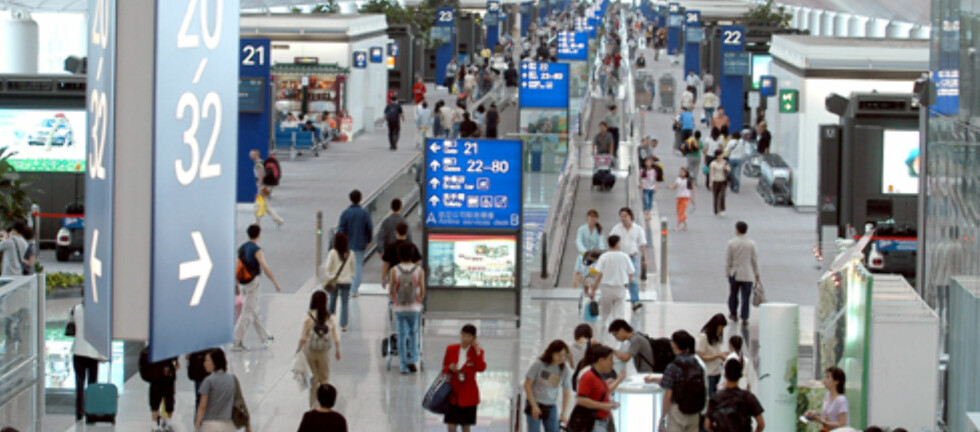 BEST: Lyse lokaler og de beste spisestedene gav Hong Kong førsteplassen. Foto: Hong Kong International Airport