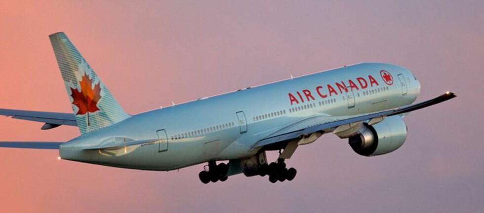 Air Canadas kabinpersonale snakket bare engelsk, og det fikk det fransktalende ekteparet til å se rødt. Foto: Wikimedia Commons