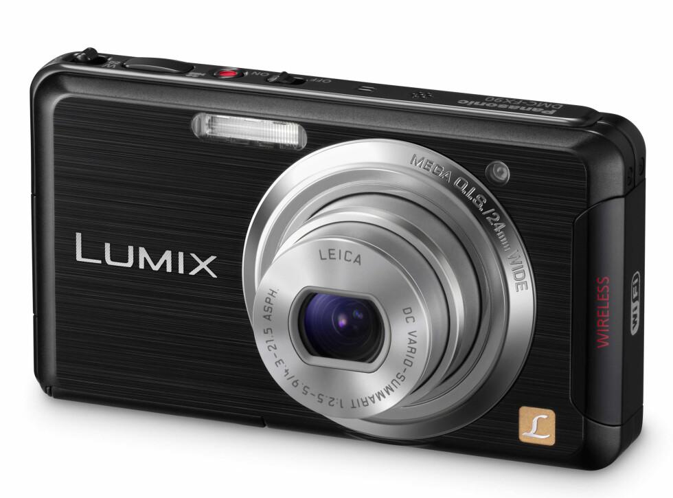 Panasonics nye kompaktkamera har WiFi