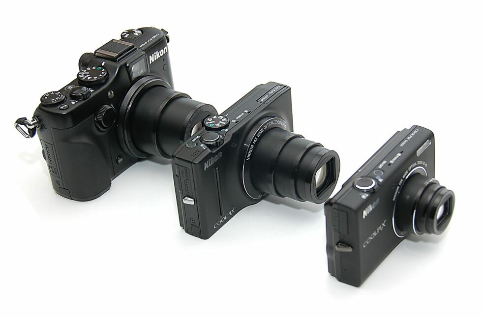 Coolpix-nytt fra Nikon