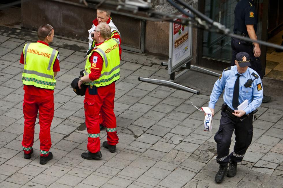 ULYKKER: Det skjer mange dødsulykker i Norge hver eneste måned. Noen fylker er mer rammet enn andre.  Foto: Per Ervland