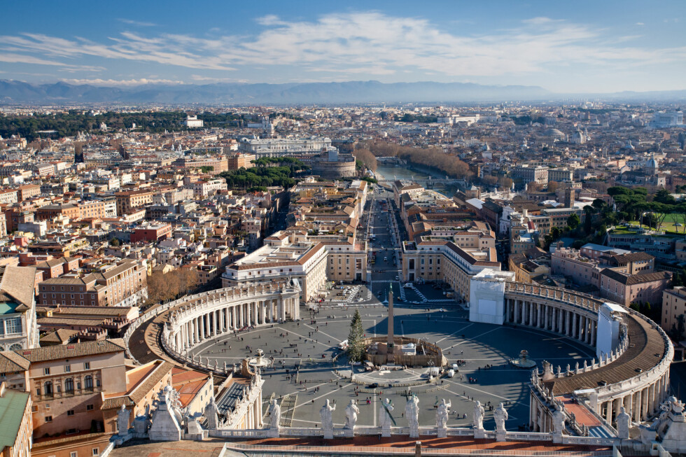 ROMA BILLIGST MED NORWEGIAN: 539 kroner dyrere med SAS. Foto: Colourbox.com