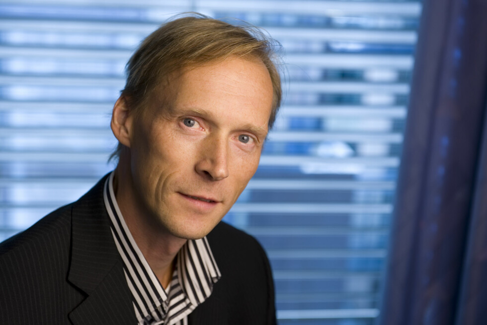 INGEN RASK RENTEOPPGANG: Det er ikke sannsynlig med en rask renteøkning, sier seniorøkonom Kyrre Aamdal i DnB NOR Markets. Foto: DNB
