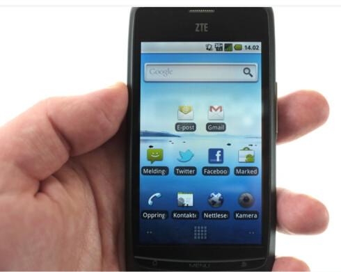 """//www.dinside.no/866974/zte-blade\\\\"""">ZTE Blade er en billigtelefon der du ikke trenger å ofre skjermoppløsningen."""