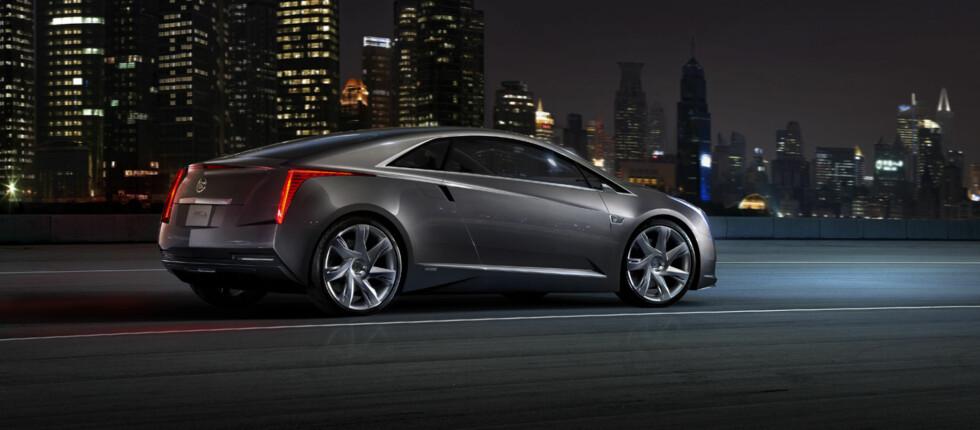 Cadillac ELR produseres