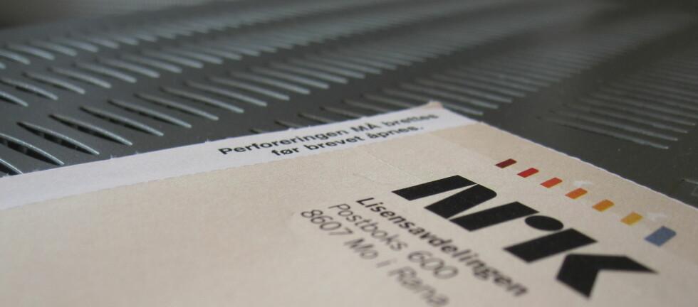 NRK venter ganske lenge før de sender ut purringer, men snart starter de jobben med å kreve inn ekstra millioner fra trege nordmenn. Foto: KAROLINE BRUBÆK