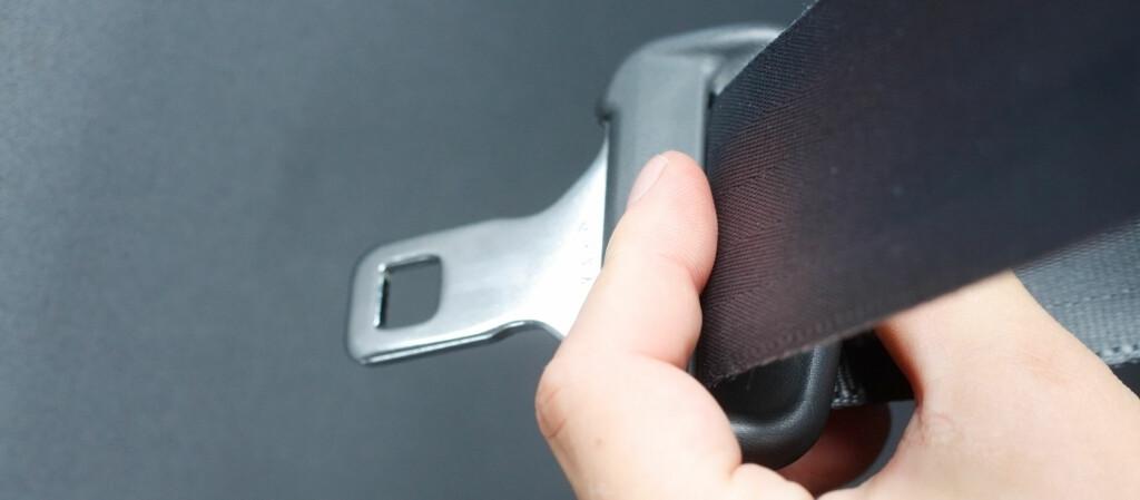LIVSVIKTIG: 40 liv kunne vært spart i Norge hvert år, hvis alle brukte bilbelte. Foto: Colourbox.com