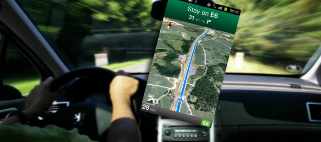 Nå får du detaljert veiledning om du kjører med Google Maps i Norge.