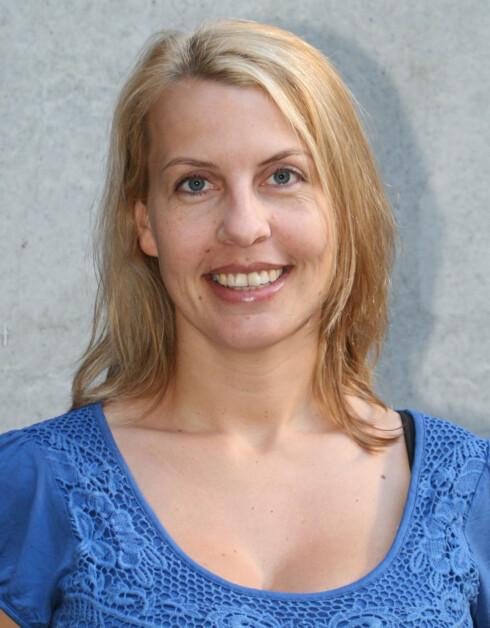 Senior kommunikasjonsrådgiver Eva Karin Dahle Rabben. Foto: Skatteetaten