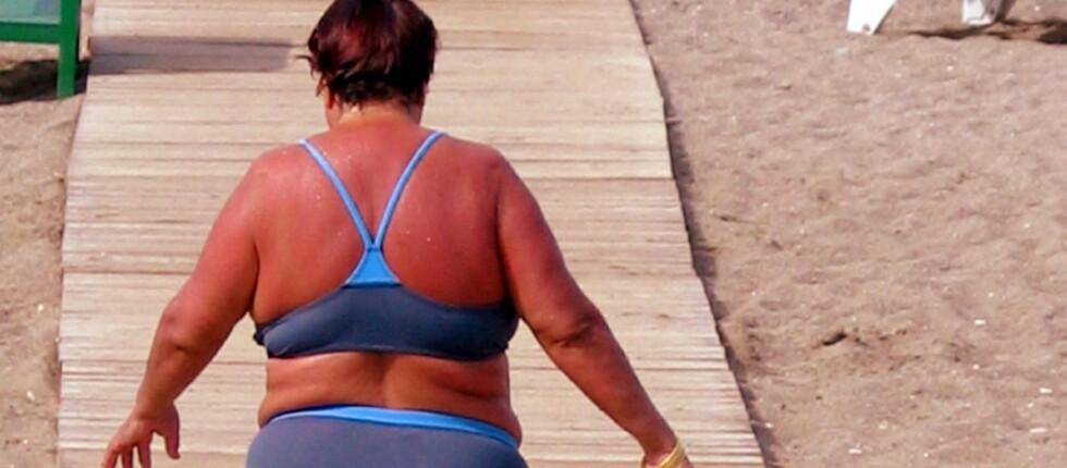 Hvis du passer på vekta, bør du velge ferieland med omhu. Foto: Colourbox