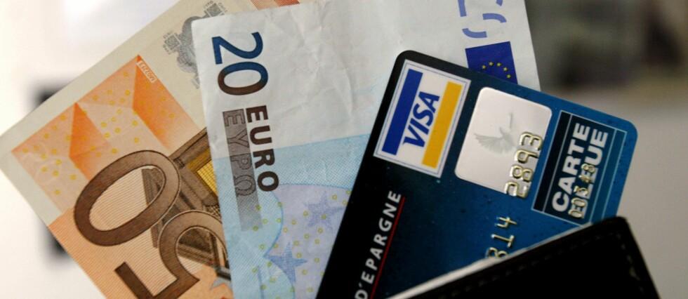 Gjeldskrisen i Europa er alvorlig, men gir nordmenn svært billig ferievaluta. Foto: Colourbox.com