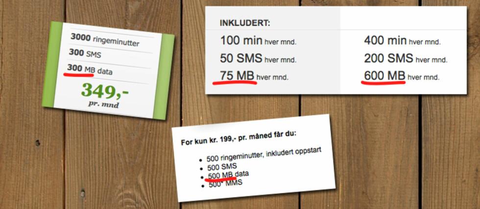 Hvor mye datatrafikk bruker du, egentlig? Finn det ut før regningen kommer.