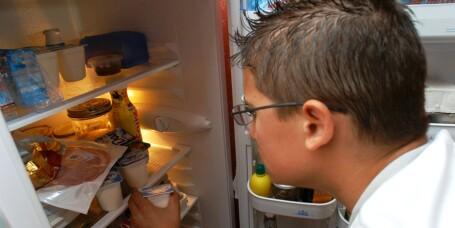 Ikke glem å tømme kjøleskapet