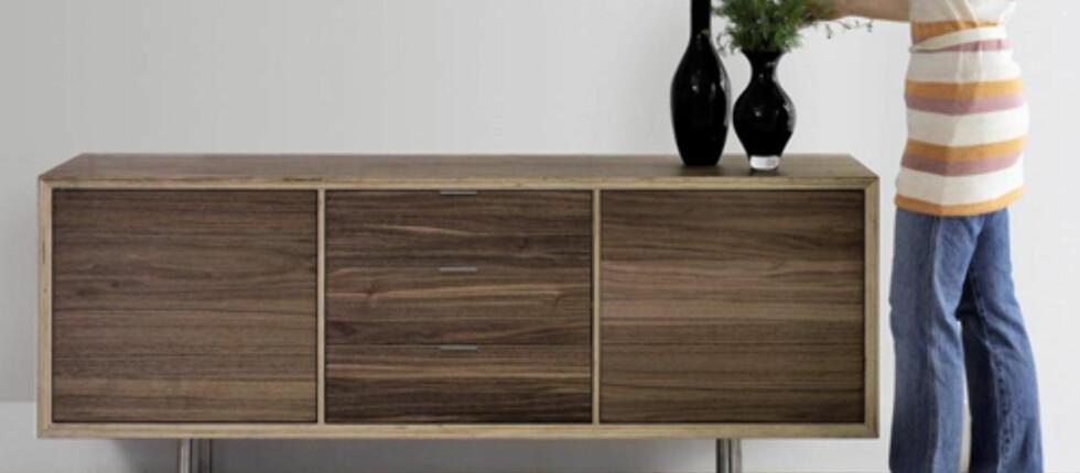 Nye møbler bør ikke settes rett inn i boligen. Foto: Bolia