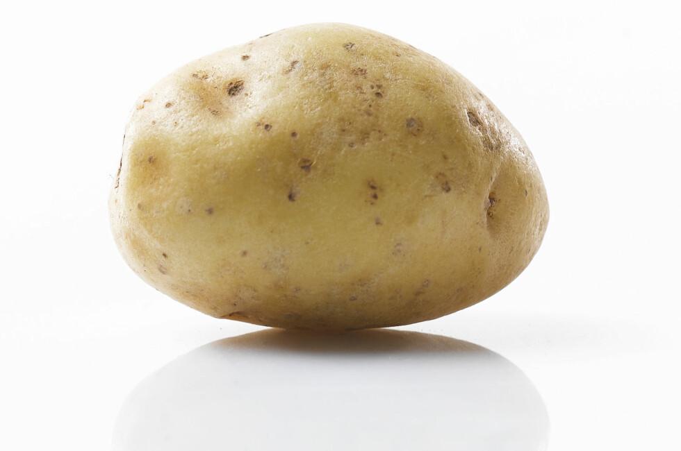 For all del, ikke ta med deg poteter fra utlandet. Foto: Colourbox