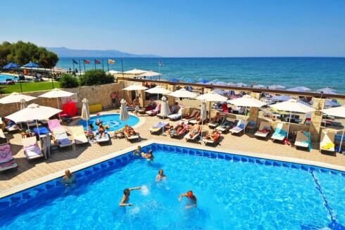 Finn feriefølelsen på Atlantic Caldera Bay på Kreta. Foto: Star Tour