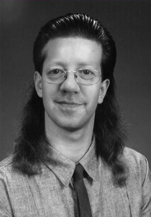 Slik har du aldri sett DinSide-journalist Brynjulf Blix.