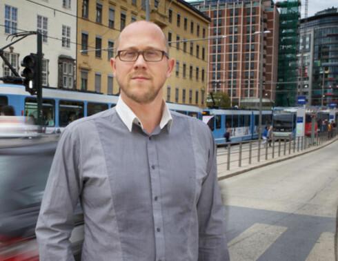 For mange er det nok bedre med litt enn med ingen ting, sier Martin Skaug Halsos til DinSide.  Foto: CF-Wesenberg/Kolonihaven.no