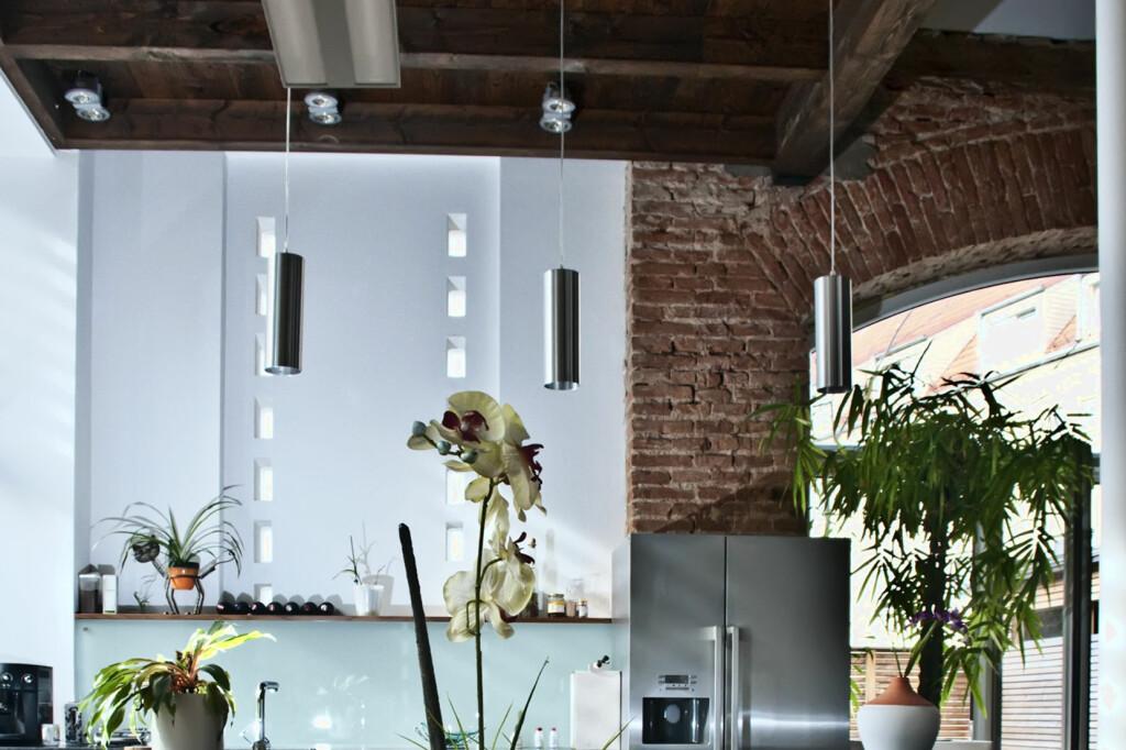 En åpen mursteinsvegg er ikke bare dekorativt. Det har også en helsemessig gunstig effekt.  Foto: Colourbox.com