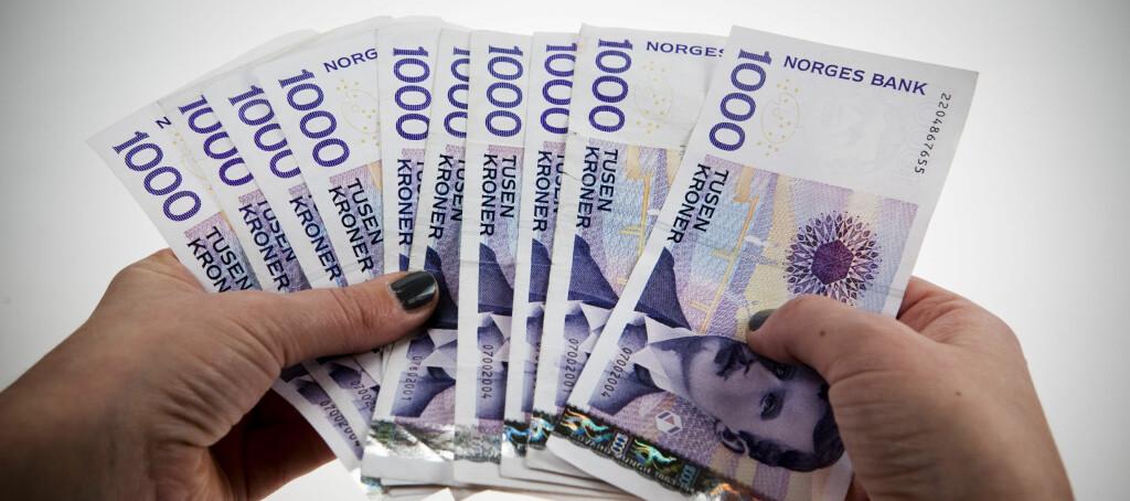 Vil du ha akkurat like store utgifter hver måned? Det er ikke mange nordmenn som binder renten, men det betyr ikke at det er dumt å gjøre det. Foto: PER ERVLAND
