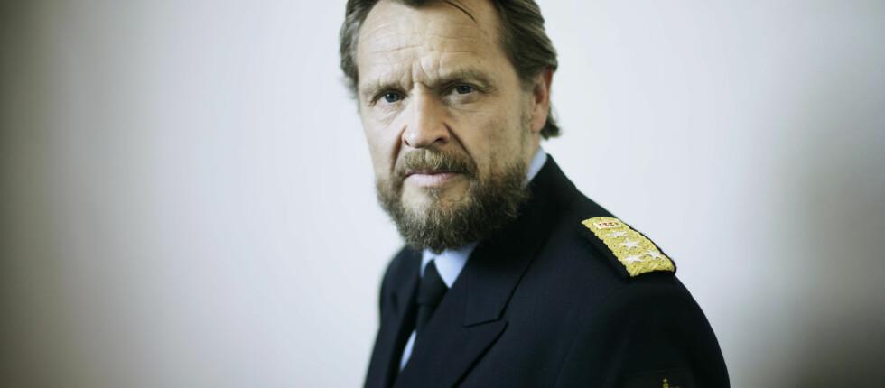 Toll- og avgiftsdirektør Bjørn Røse kan fortelle at Tollvesenet har gjort flere beslag hittil i år enn i samme periode i fjor, Foto: Bård Gudim/Tollvesenet