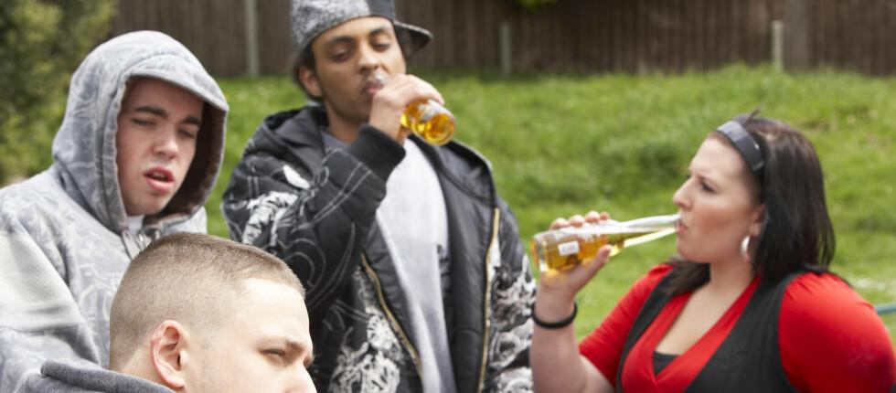 """Det å si at man er arbeidsløs er en skikkelig """"party-killer"""", skal vi tro ferieeksperten. Foto: Colourbox"""