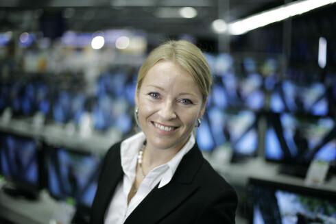 Informasjonssjef i Elkjøp Åshild Indresøvde Foto: Elkjøp