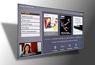 Get fornyer kabel-TV-opplevelsen