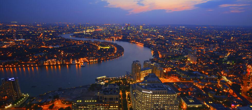 LONDON I SOMMER? Da kan du sannsynligvis nyte godt av billig pund. Foto: Visit London Images/Britain on View