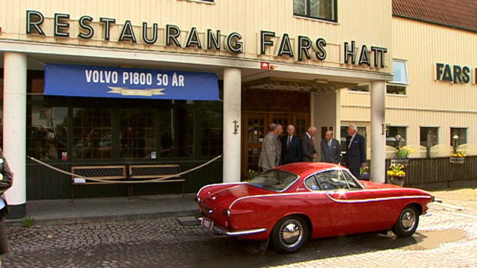 Stilig sportsbil feirer 50 år Foto: Produsenten