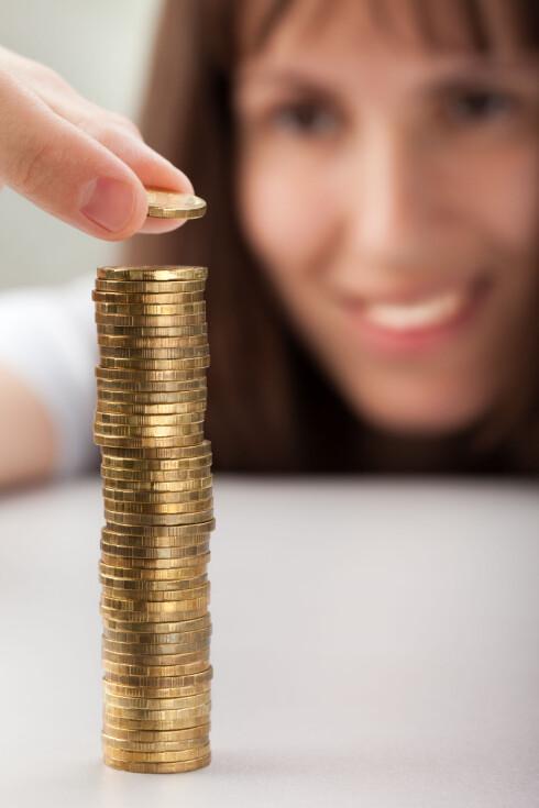 MYE Å HENTE: Finner du et godt tilbud, som senere blir trukket, kan du kreve å få varen eller pengene uansett.  Foto: Colorbox.com
